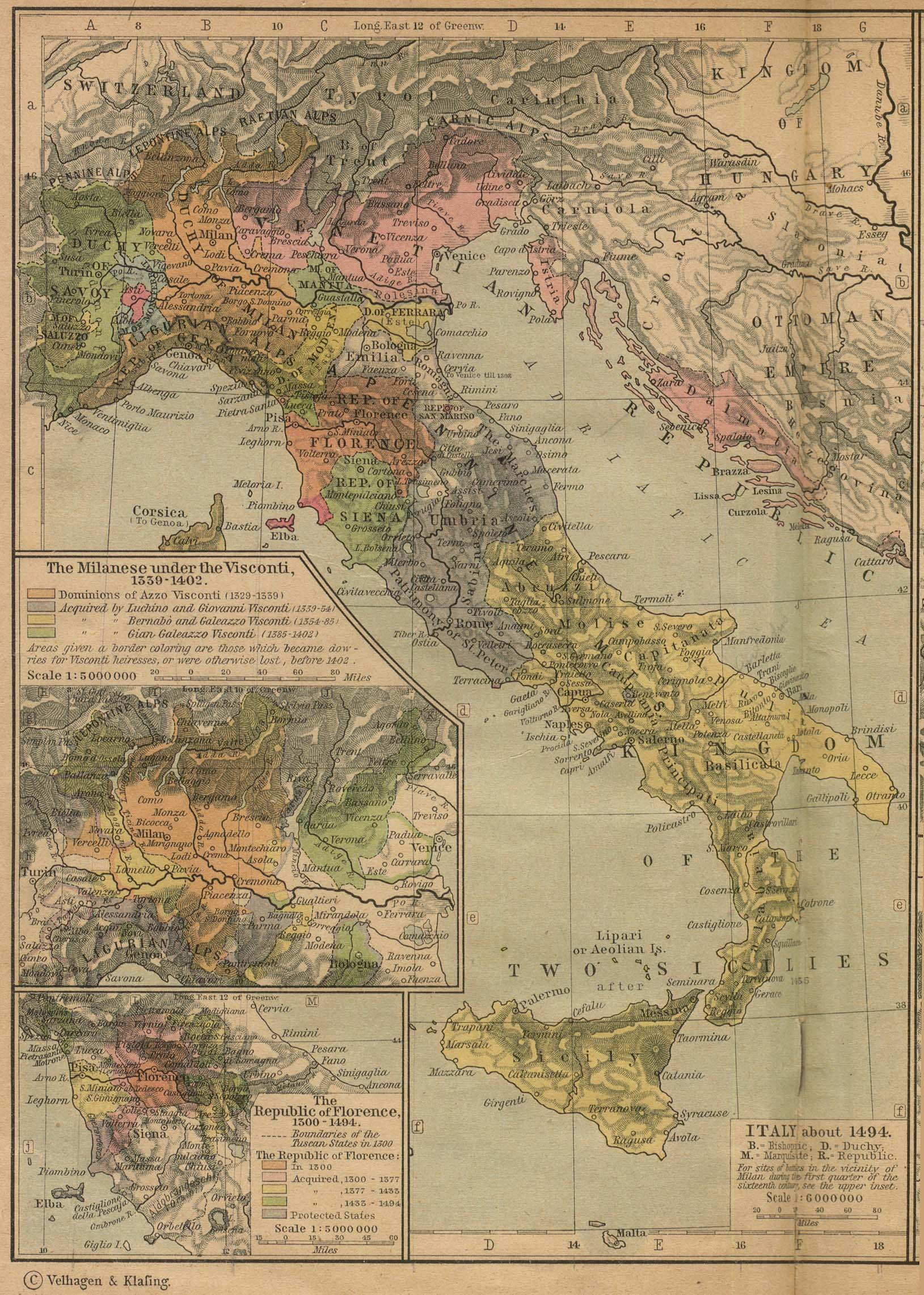 The Renaissance on map of italian resources, map of italian areas, map of italian venice, map of italian kingdoms, map of italian coastal towns, map of italian train stations, map of italian wine regions, map of italian rivers, map of italy states,